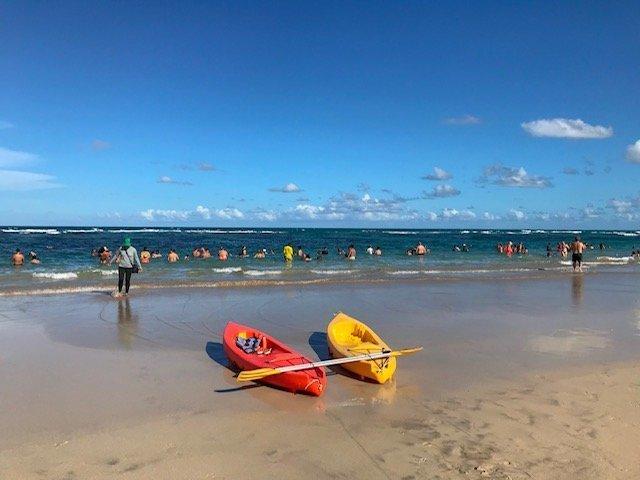Praia Pontal Do Cupe - buggy em porto de galinhas