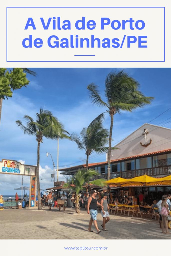 A Vila De Porto De Galinhas (1)