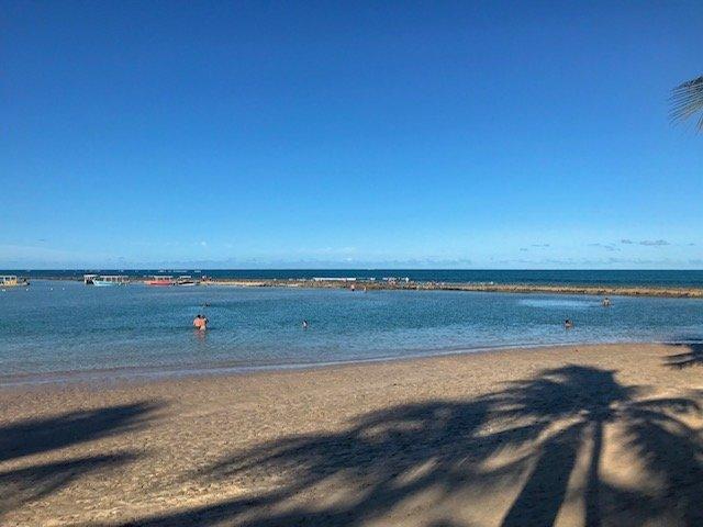 Arrecifes Na Praia Dos Carneiros