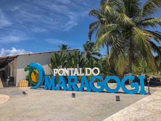 Entrada Pontal Do Maragogi