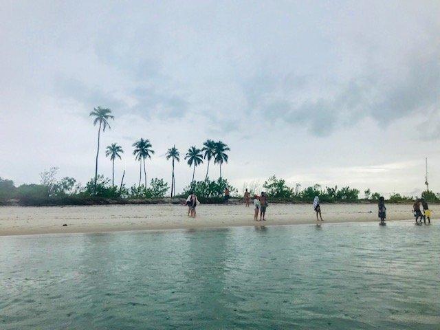 Mergulho Na Ilha Da Cocaia