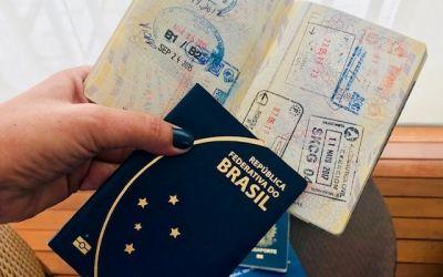 Carimbo no passaporte em cruzeiros: como funciona? 10 perguntas e respostas