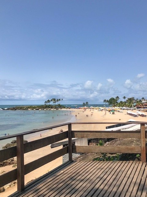 Mirante Da Segunda Praia