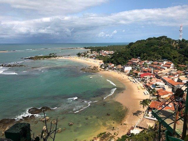 Morro De São Paulo - praias em morro de são paulo