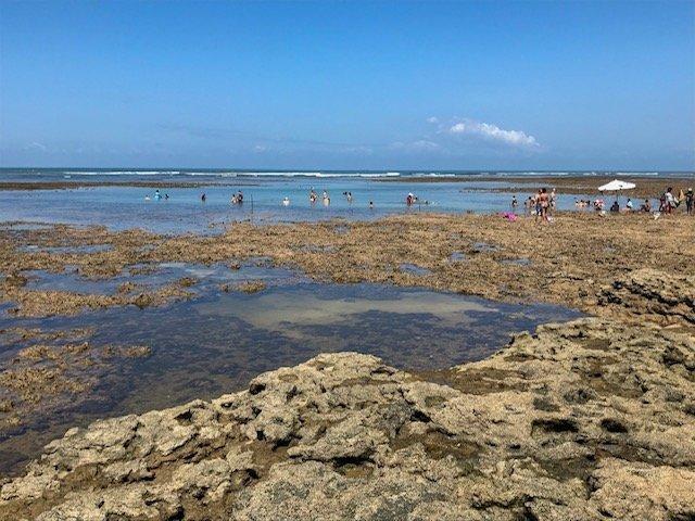 Piscinas Naturais Quarta Praia