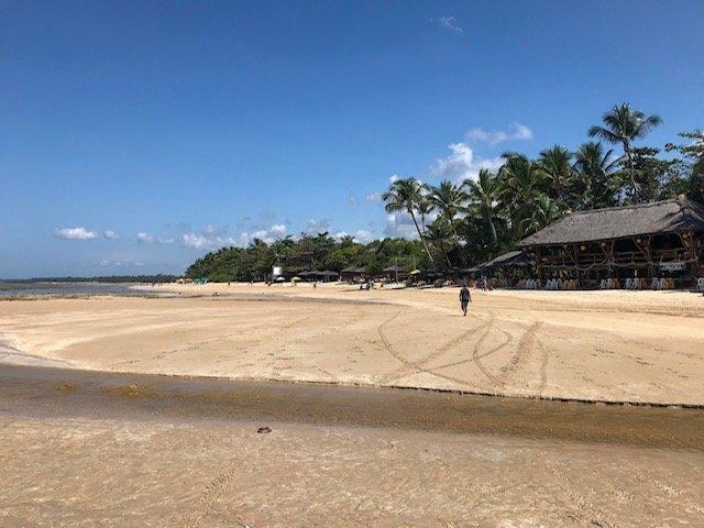 Quarta Praia - praias em morro de são paulo