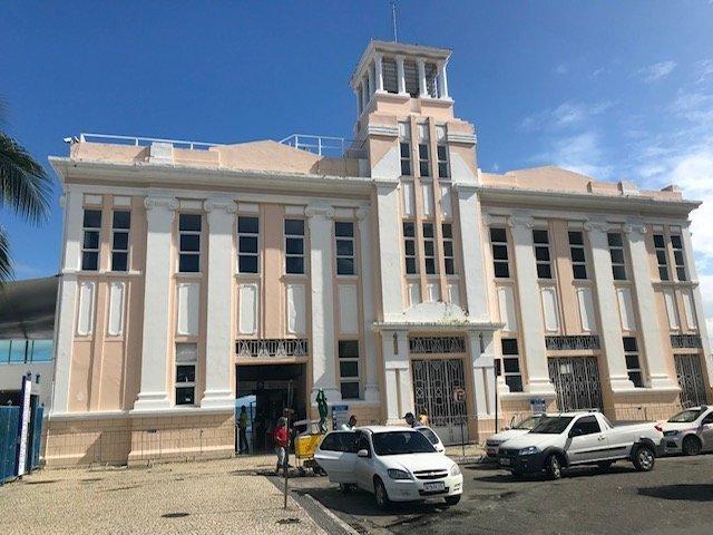Terminal Marítimo De Salvador