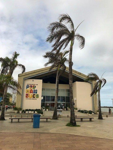 Centro De artesanato recife