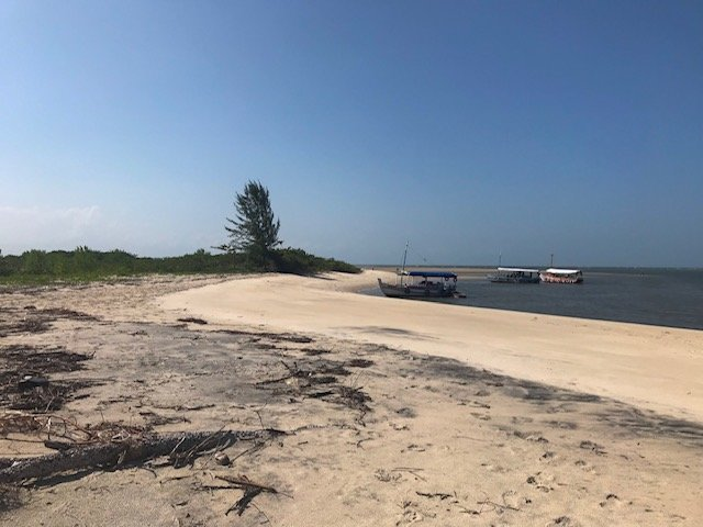 Ilha Da Coroa passeios em morro de são paulo