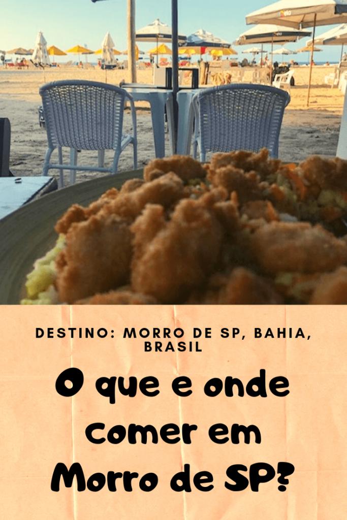 Onde Comer Em Morro De Sp