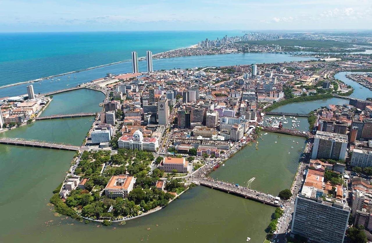 Vista Aérea Recife
