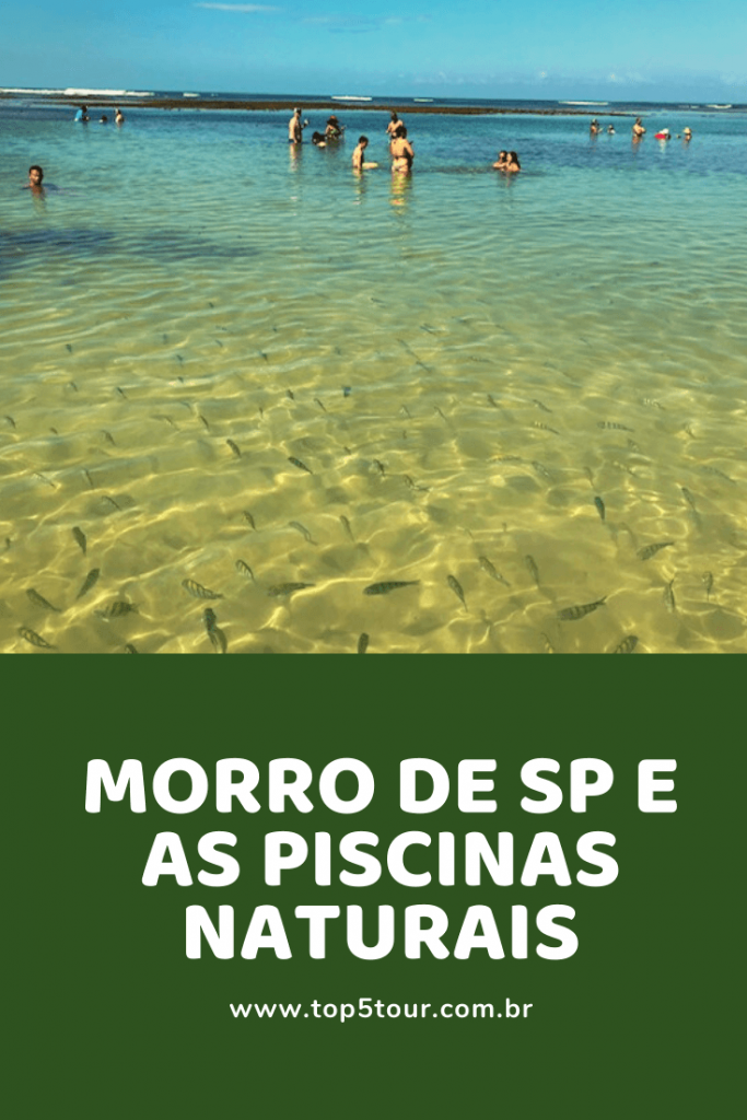 Morro De Sp E As Piscinas Naturais