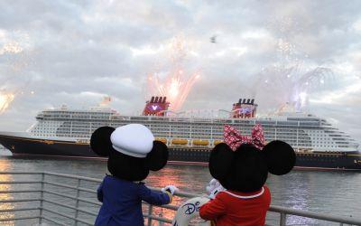 Que tal um cruzeiro nos navios da Disney?