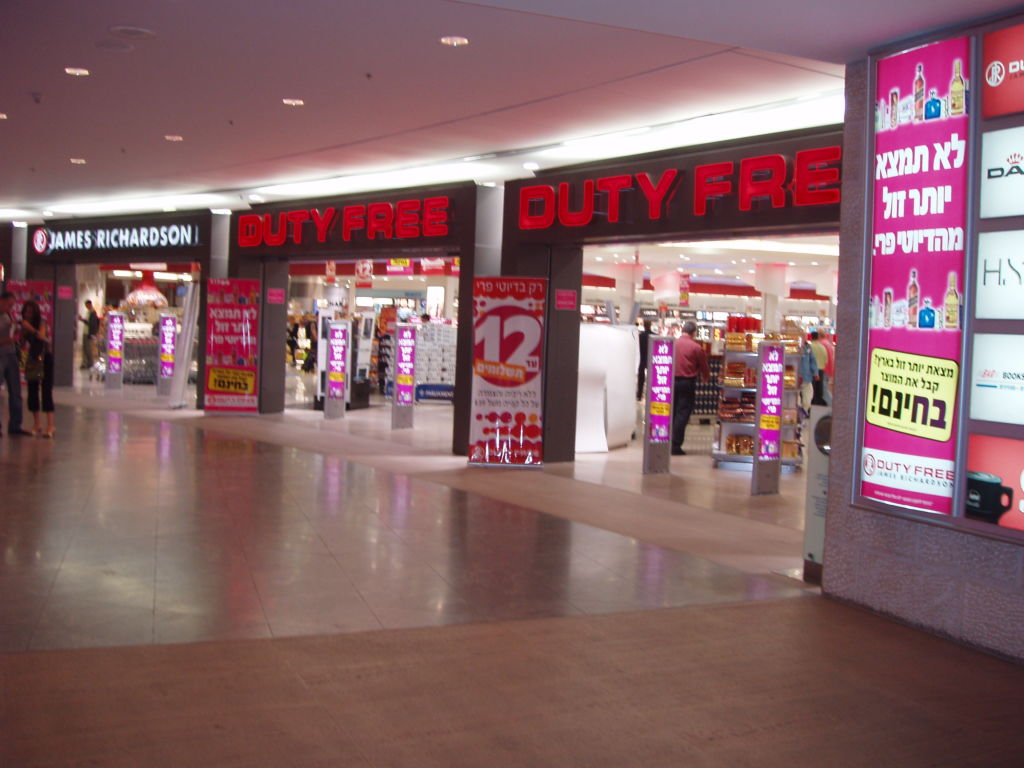 limite de compras no free shop