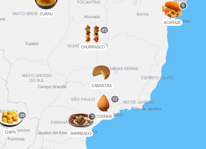 comida tipica no brasil
