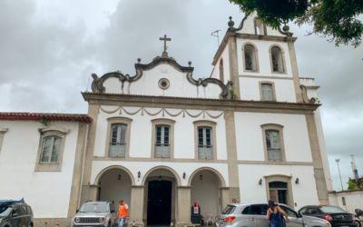 Conheça o Santuário do Valongo em Santos/SP