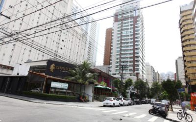 Porque conhecer a Rua Tolentino Filgueiras em Santos, SP?