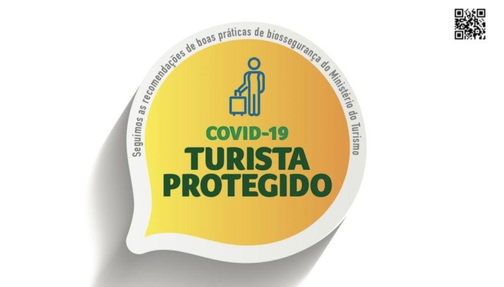 selo turista protegido