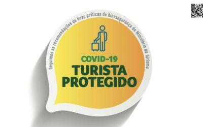 O selo Turista Protegido na retomada do turismo no Brasil