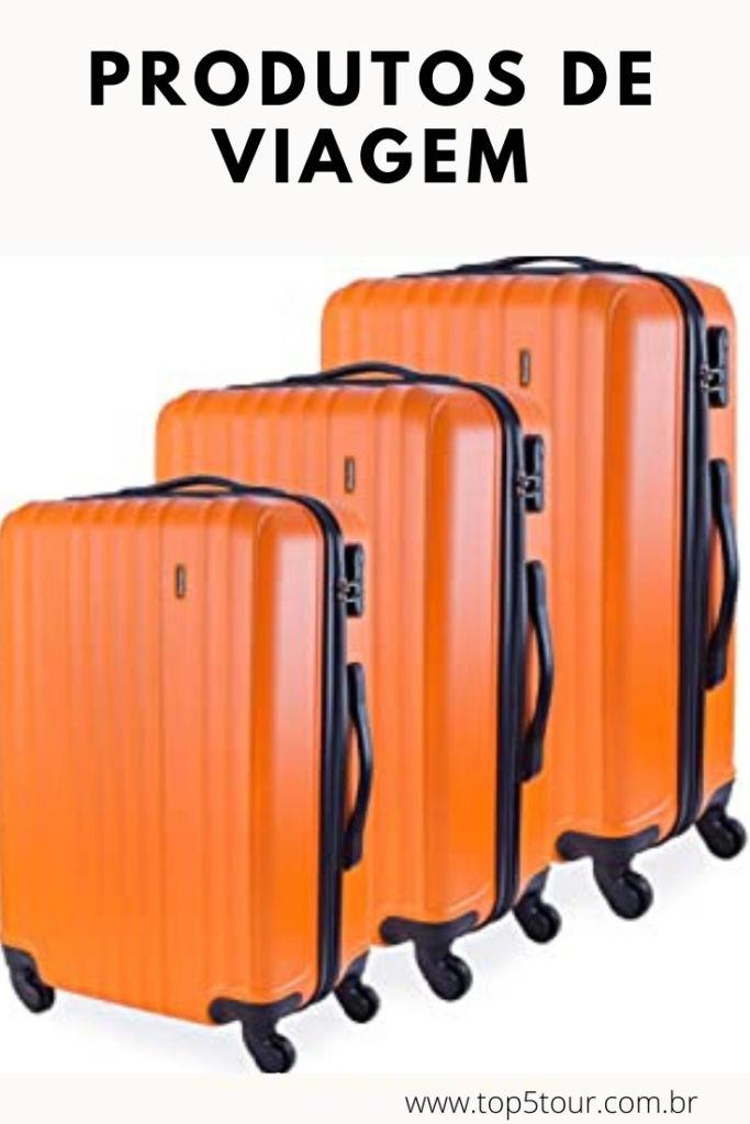 produtos de viagem amazon