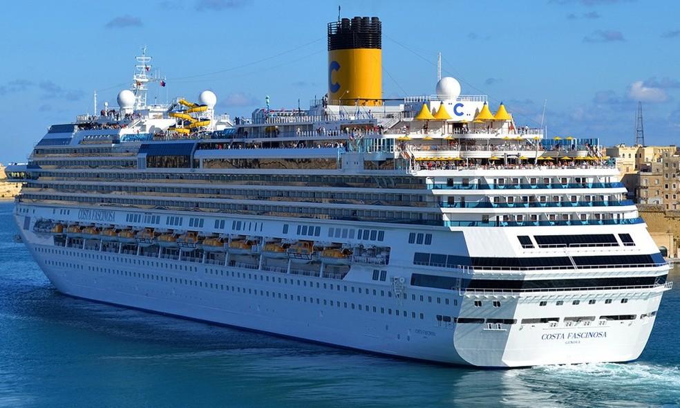 cruzeiro maritimo pelo brasil